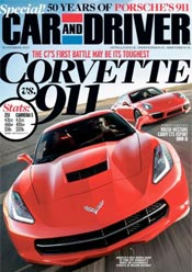 Car and Driver Magazine Cheap Discount Subscription