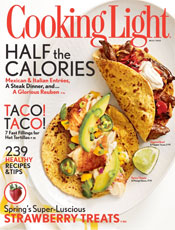 Cooking Light Magazine Cheap Discount Subscription
