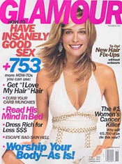 Glamour Magazine Cheap Discount Subscription