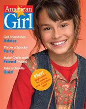 American Girl Magazine Cheap Discount Subscription