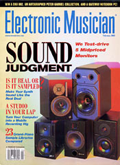 Electronic Musician Magazine Cheap Discount Subscription