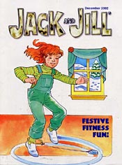 Jack and Jill Magazine Cheap Discount Subscription