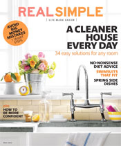 Real Simple Magazine Cheap Discount Subscription